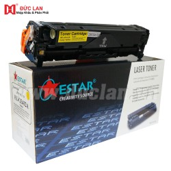 Compatible HP 410A Yellow LaserJet Toner Cartridge (CF412A)