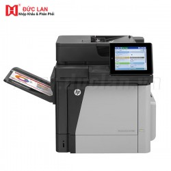 HP Color LaserJet Enterprise MFP M680dn (multifunction printer)