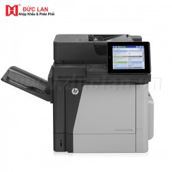 HP Color LaserJet Enterprise MFP M680f  photocopier