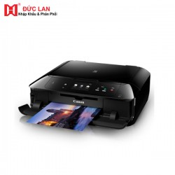 Canonx PIXMA MG7770 all in one multifunction color inkjet photo printer