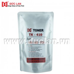 TK410  White  toner bag refill (1000g)