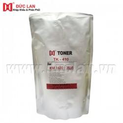 Mực gói TK410 - Dùng cho Kyocera KM 1620/1635 /1650/2020 /2035/2050 (500g)