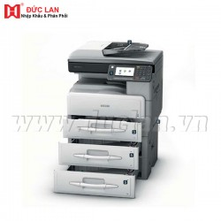 Ricoh Aficio MP 301SPF monochrome laser multifunction photocopier