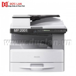 Ricoh Aficio MP 2001 monochrome multifunctional printer