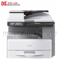 Ricoh Aficio MP 2001L monochrome multifunction photocopier