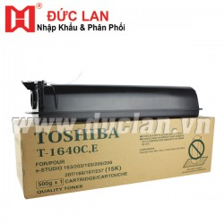 Mực Cartridge T-1640D/ Toshiba e-STUDIO 163/165/166/167/ E203/205/207/237 (15K)