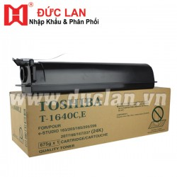 Mực Cartridge T-1640D/ Toshiba e-Studio 163/165/166/167/ E203/205/207/237 (24K)