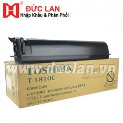 Compatible Toshiba T1810 (T-1810)  toner cartridge