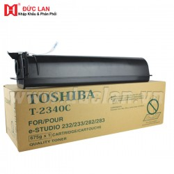 Compatible  Toshiba T-2340D toner cartridge/ E-studio 232/282/233/283