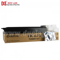 Compatible Kyocera Mita (TK-675) catridge used for KM-2540/2560/3040/3060