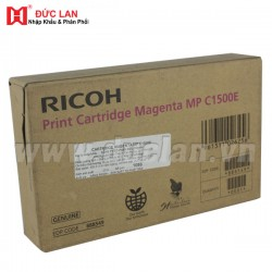 Mực Cartridge color Ricoh 888549/ Mực in màu đỏ Ricoh Aficio MP C1500