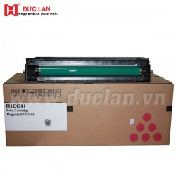 Mực Cartridge Ricoh màu đỏ Type 406354/ Aficio SP C231/C232/C310/C311N/C312DN/C320DN (M)