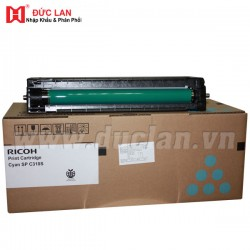 Mực Cartridge Ricoh màu Vàng Type 406355/ Aficio SP C231/C232/C310/C311N/C312DN/C320DN (Y)