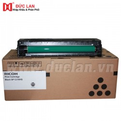 Toner Cartridge Type 406483/ Aficio SP C231/C232/ C310/C311N/ C312DN/C320DN (K)