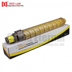 Compatible Ricoh MP C3500/4500 - Yellow Toner Cartridge Type 841343