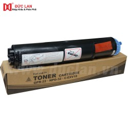 Mực Cartridge GPR-22/ NPG-32/ C-EXV18/ Canon iR1018/1019J/1022if (465g)