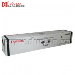 Mực Cartridge NPG-50 BK/ Canon IR 2535/ 2545 (700g)