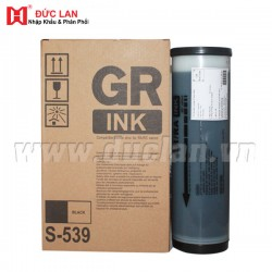 Toner RISO GR (Black / 1.000ml)