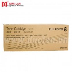 Mực Cartridge CT200417/ Fuji Xerox DocuCentre 236/286/336 - 25K