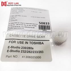 Nhông Motor nâng khay Toshiba  E-520/600/720/850 (21Z)