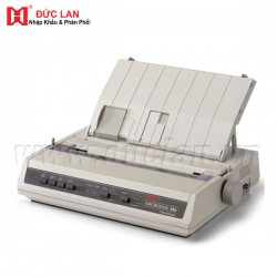 Oki Microline 184 Turbo plus monochrome dotmatrix printer