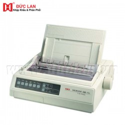 Oki MICROLINE 320 Turbo Monochrome Dot Matrix Printer