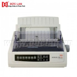 Oki Microline 390T Plus dot-matrix printer
