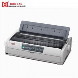 Oki Microline A3 monochrome dot matrix printer