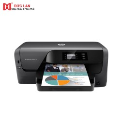 Máy in phun màu  HP OfficeJet Pro  8210 ePrint ( duplex - network , wifi )