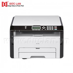 Ricoh SP 210SU (up to 28ppm & GELJET) monochrome laser printer