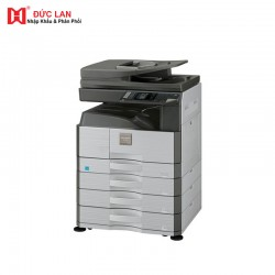 Máy Photocopy trắng đen Sharp MX-M460N