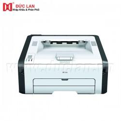 Ricoh SP210 monochrome laser printer