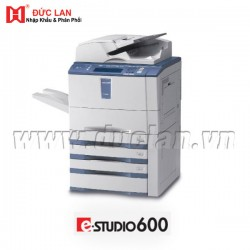 Máy photocopy Toshiba e-Studio 600 / Toshiba E600