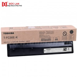 Toshiba Original T-FC30U-K Black Toner (38,400 Pages)