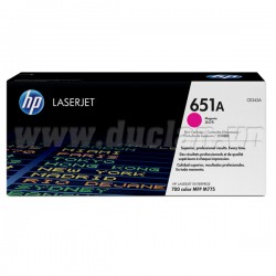 HP 651A Magenta Original Toner Cartridge CE343A