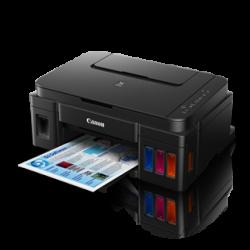 Canon PIXMA G3000 color inkjet printer